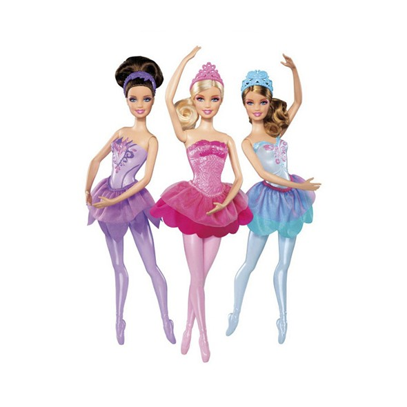 Barbie Bailarinas X8821