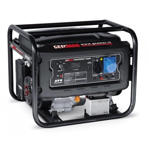 Generador Genmac PowerSmart  ( G2200 - G4000 - G5500 - G6000E )