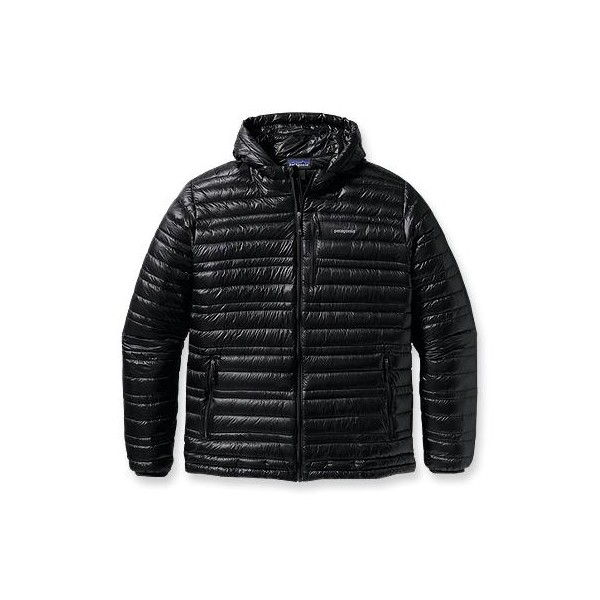 Hombres Patagonia Ultralight Down Hoody