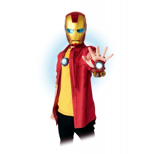 Avengers Repulsor  Triple Poder Iron Man