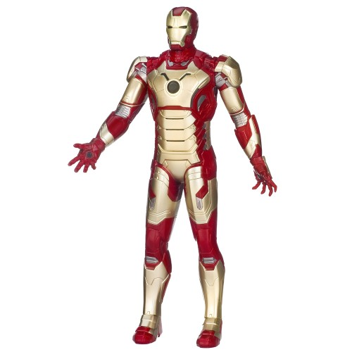 Iron Man Power Charged Figure Asst