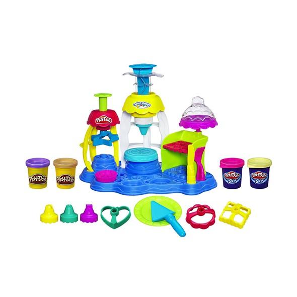 Play-Doh Sweet Shoppe Fábrica de Cupcakes A0318