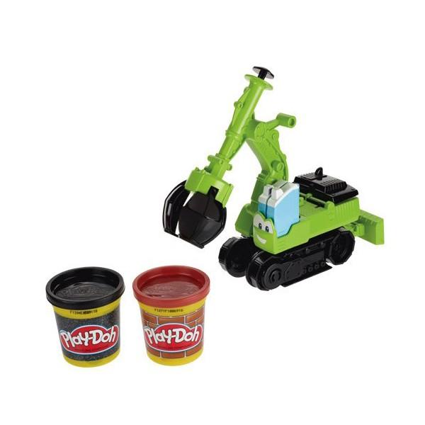 Play-Doh Constructores Chomper la Excavadora A0319