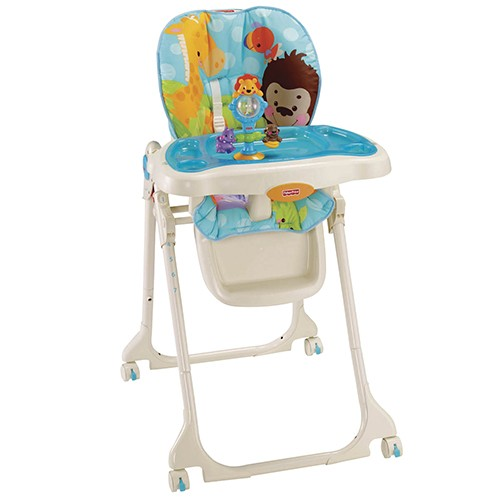 Discover' N Grow ' Clean High Chair W9481