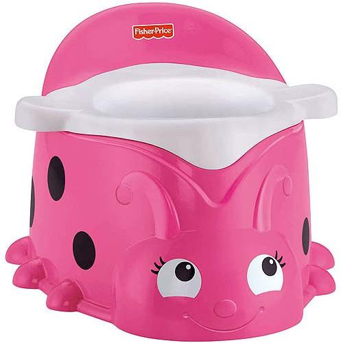 Hora de Baño Ladybug Potty Y3437