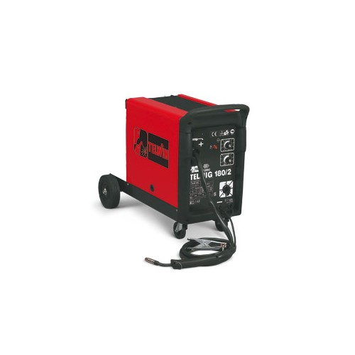 Soldadura MIG/MAG - FLUX  TELMIG 180/2 TURBO 230V