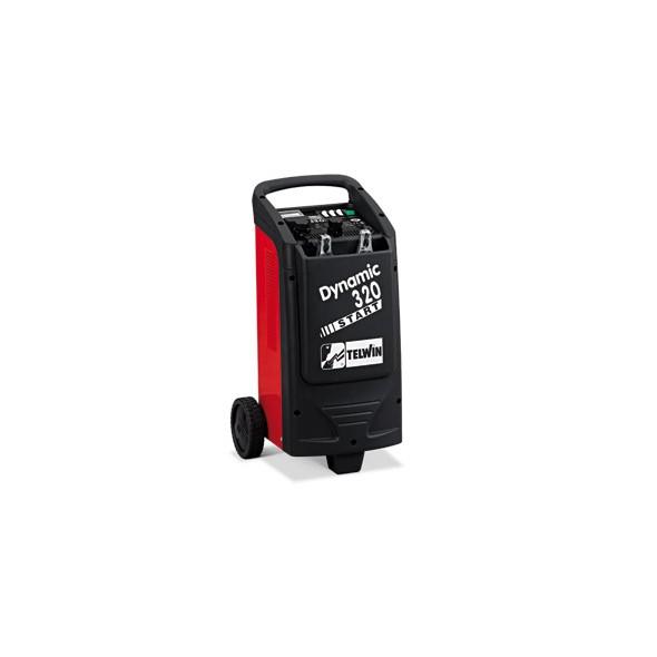 Carga y Arranque de Bateria DYNAMIC 320 START 230V 12-24V