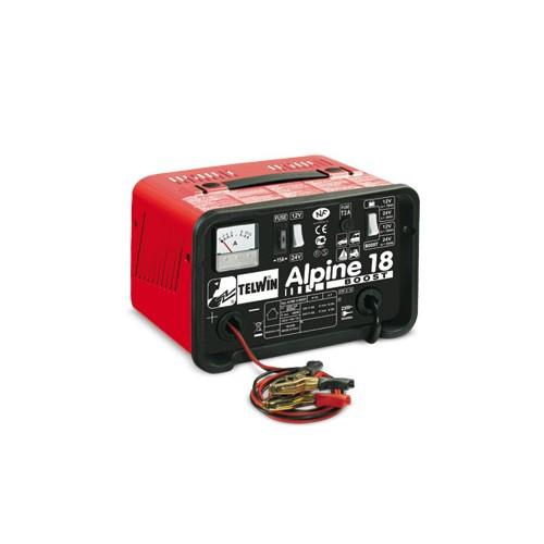 Cargador de Baterías ALPINE 18  BOOST 230V 12-24V