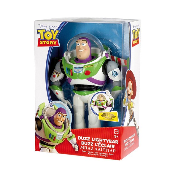 Buzz Lightyear Articulado R7216 - Danilo Jordan