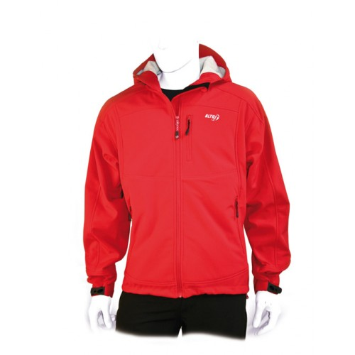 CHAQUETA LIGHT SHELL ROBSON