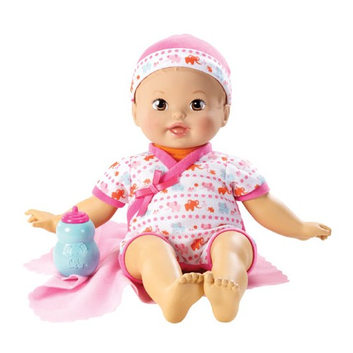 LITTLE MOMMY BEBITA RECIÉN NACIDA X4523