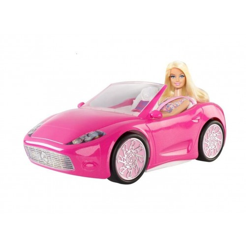 BARBIE GLAM AUTO!