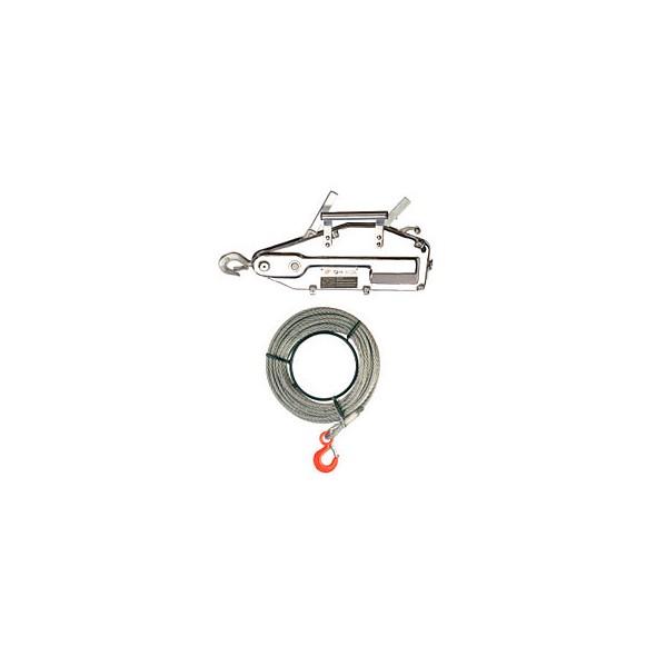 Tirador de cable de acero «Jaguar»